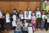 St. Paul's Students Readlyn Art Festival Winners